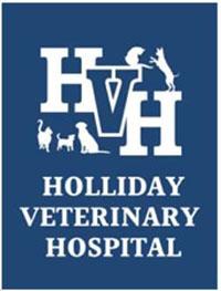 Holliday Veterinary Hospital logo